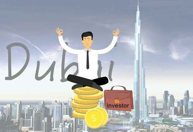 Why rich Chinese investors are making a beeline for Dubai's realty