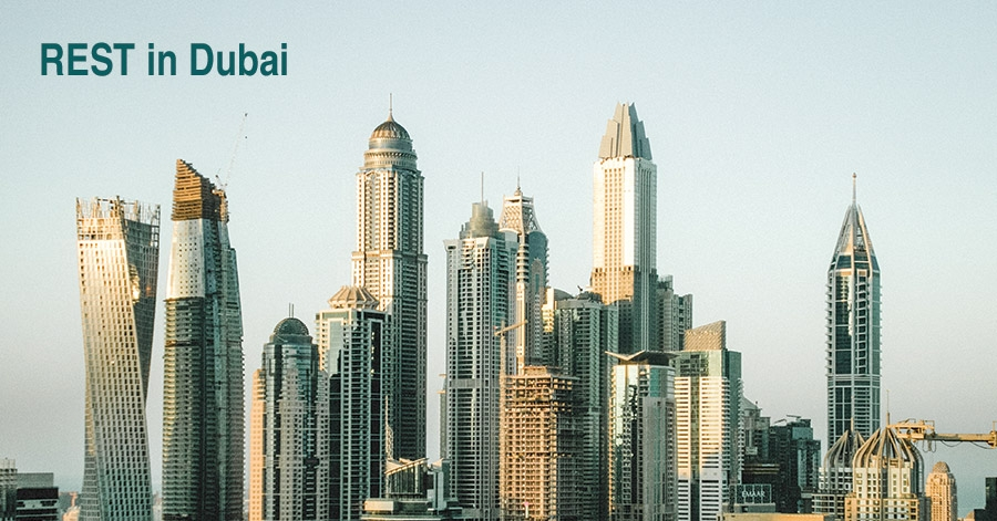 What is Dubai Real Estate Self Transaction platform (REST)